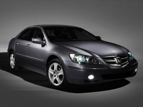 Фото Honda Legend IV
