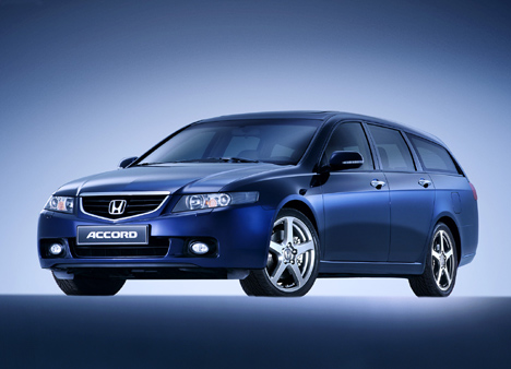 Фото Honda Accord VII Aerodeck
