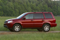 Chrysler Grand Voyager, Honda Pilot